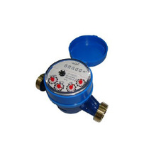 Single-jet Super Dry Cold Water Meter(5 roller,brass)