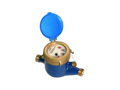 Multi-jet Wet Type Vane Wheel Water Meter(Screw Connection)