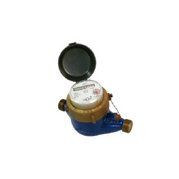 Multi-jet Dry Type vane Wheel Water Meter(Brass,Screw)