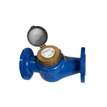 Multi-jet Dry Type vane Wheel Water Meter(Brass)