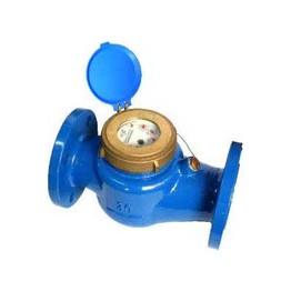 Multi-jet Wet Type Vane Wheel Water Meters-Flange Connection