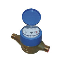Volumetric Rotary Piston Water Meter(brass)