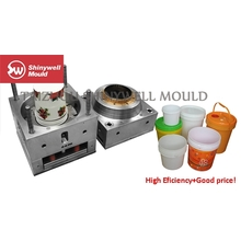 20L IML Plastic Paint Bucket Mould