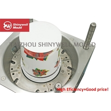 20 Liters IML paint bucket injection mould