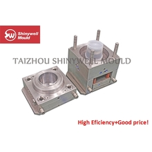 2 Liters tamper evident food bucket mould