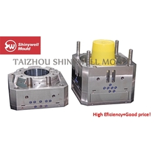 Single cavity 10 Liters plastic paint bucket injection mould