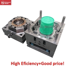 4L tamper evident bucket injection mould