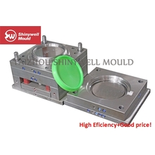 tamper proof paint bucket lid injection mould