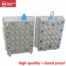 20mm plastic bottle cap injection mould