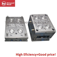 5L bottle handle injection mould