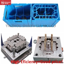 high quality beer crate injection mould