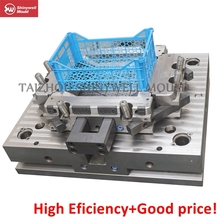 high quality plastic crate injection mould