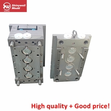 plastic sports bottle cap injection mould