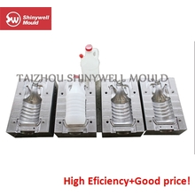 Soy sauce bottle blow mould