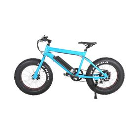 20 inch fat tire electric bike