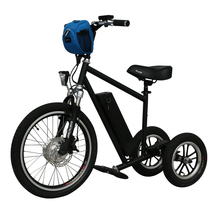 20 inch front drive children use three wheel electric bicycle bicycle bike tricycle