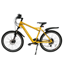 26 inch frame hidden battery lightweight electric bike