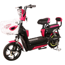 48v 12Ah lead acid battery 500w rear drive pedal assist electric scooter
