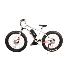 Bafang 48v 750w mid drive motor fat tire electric bike