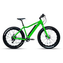 Downtube hidden battery fat tire electric bike