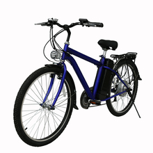 Lead acid battery steel frame electric bike