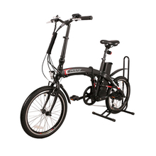 TUV 20 inch 250w EU standard rear drive motor folding electric bicycle