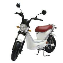 electric scooter with pedal