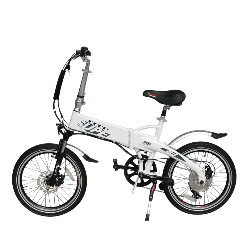 Battery Powered Bicycles >> Frame Hidden Battery 20 Inch Folding Electric Bike Cheap Electric