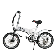 frame hidden battery 20 inch folding electric bike