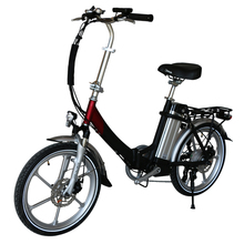 hot selling to germany 6 spoke motor wheel folding electric bike HP-E052 plus