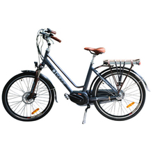 torque sensor electric city bike