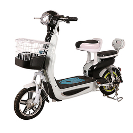 two seat pedal assist electric scooter
