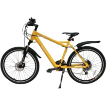 Light weight 36v 5.8Ah frame hidden lithium electric bike