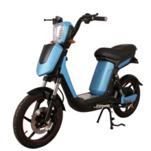 48v 12ah / 16Ah/ 18Ah/ 20Ah lead acid/ lithium battery 48v 350w hub motor pedal assist electric scooter (HP-EC03)