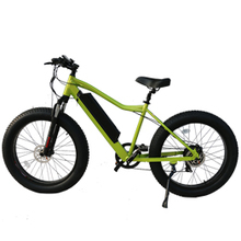 26 inch 13Ah frame hidden battery  500w rear drive fat tire electric bicycle