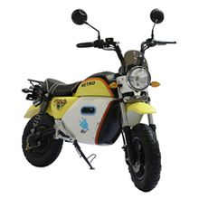 Fat tire electric bike with mid drive motor7
