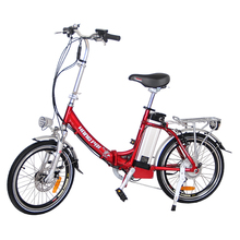 TUV certificate 20 inch foldable electric bicycle HP-052