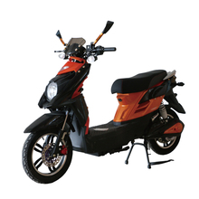 20Ah lead acid battery two wheel rear drive 48v 500w hub motor pedal assisted electric scooter HP-TT plus
