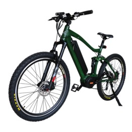 OEM 27.5er boost bafang ultra M620 drive system G510 1000w aluminum enduro full suspension frame electric bike