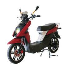 strong climb ablity 48v 500w rear drive gear motor electric scooter with pedal