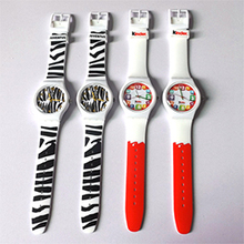 Silicone watch for Girl Boy