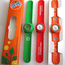 silicone kids watch