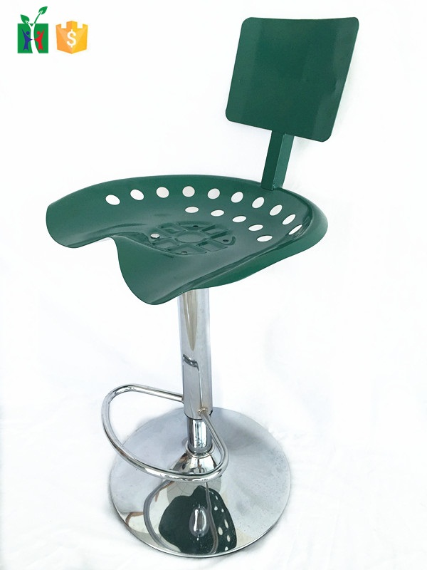 Product Vintage Adjustable Height Bar Stool Chair With
