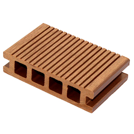 Anti UV durable composite wood decorative decking