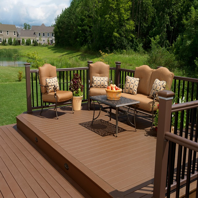 patio wpc decking