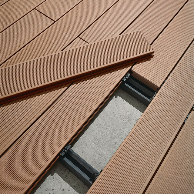 composite wood decking   wpc flooring