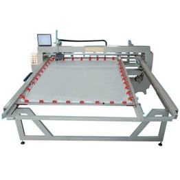 snap attaching machine
