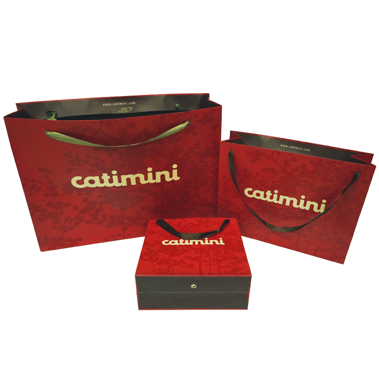custom printed shopping bag Canimini