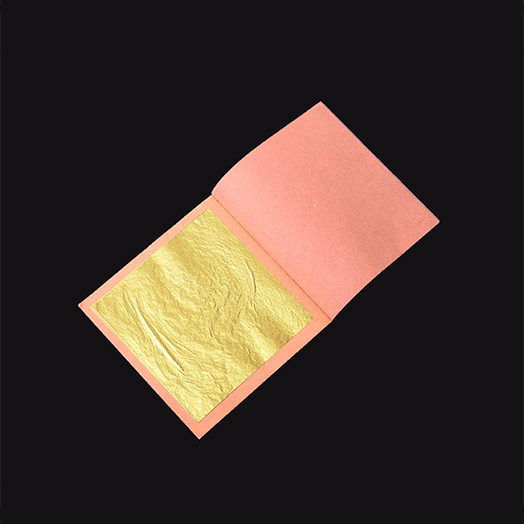 22k Pure Gold Leaf Sheet Edible Gold Paper For Cakes Gold