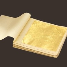 edible gold sheets for cakes
